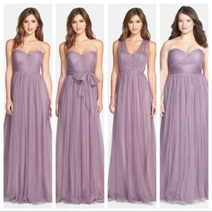 Bridesmaids Annabelle Dress in Lilac